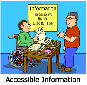 Removing Barriers: Accessible Information